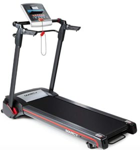 Treadmill for home exercise