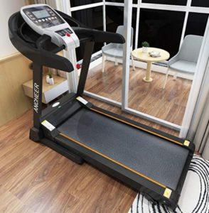 Cardio on the treadmill