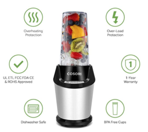 Cosori Healthy Smoothie Blender