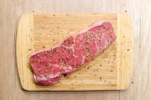 Protein, Steak