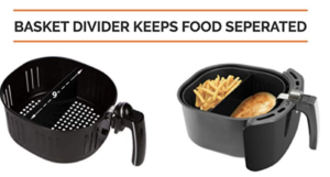 Healthy Cooking Air fryer