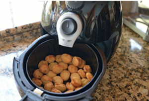 Air Fryer healthy cooking
