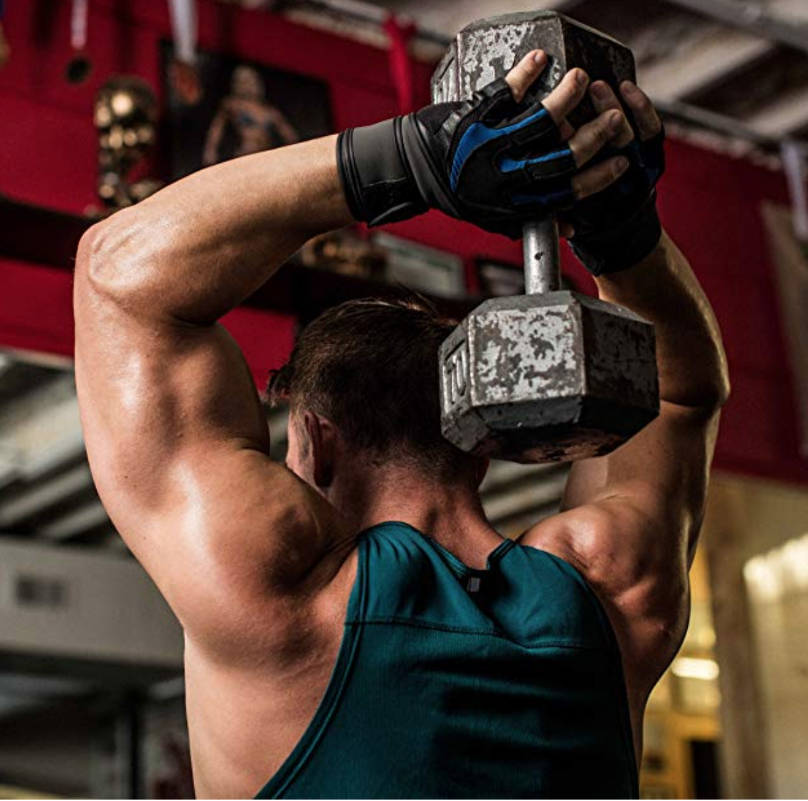 Lifting gloves for gym use